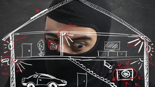 Sicherheit rund ums Haus: Überwachung daheim