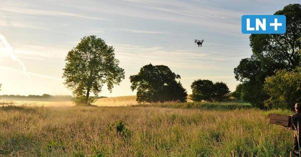 Oldenburg: So gehen die Jäger auf Kitzrettung vor der Feldernte
