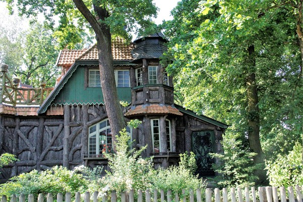Das Hexenhaus von Finkenkrug. (Foto: Marlies Schnaibel)