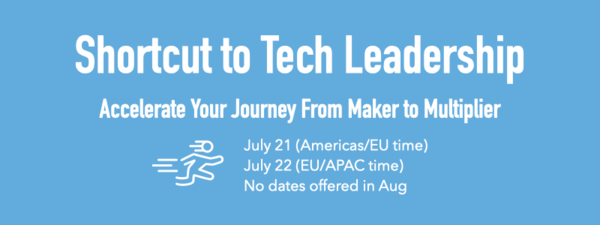 Next dates in July, returning in Sep (click the banner to register)
