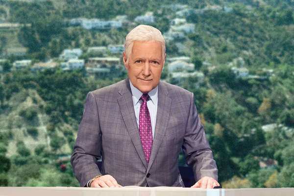 I hiked to California's living tribute to Alex Trebek, and it was surprisingly profound