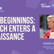 New Beginnings: EdTech Enters a Renaissance