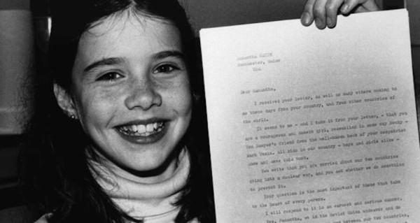Wahre Geschichte. Samantha Smith, das unglaubliche Leben der 1980er-Greta.