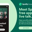 Spotify Greenroom