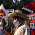 Harvey Weinstein overgeplaatst naar L.A.   Castillo in Peru aan de leiding