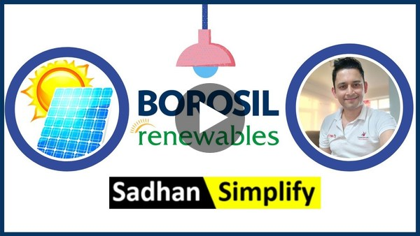 Borosil Renewables: Share for the Long Run? |Fundamental Analysis|