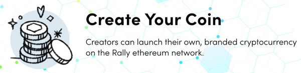 Creators, Artists And Community Leaders: Launch Your Own Digital Currency Powered By The Blockchain at @rally_io powered by the #ethereum #blockchain.
