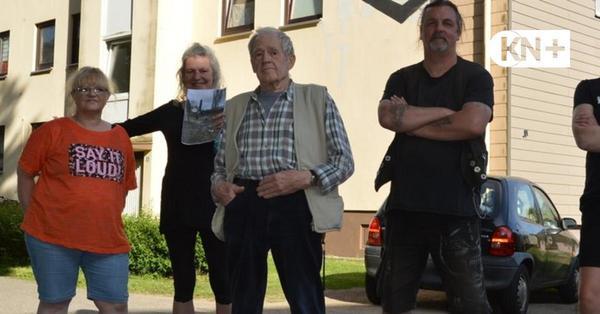Mieter im Berliner Ring wollen Gewissheit vom Bauverein Kaltenkirchen
