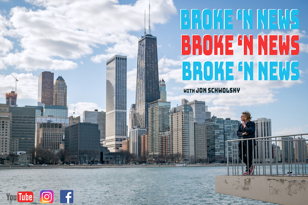 Broke 'N News Network (BNN) is a Chicago-based absurdist web series