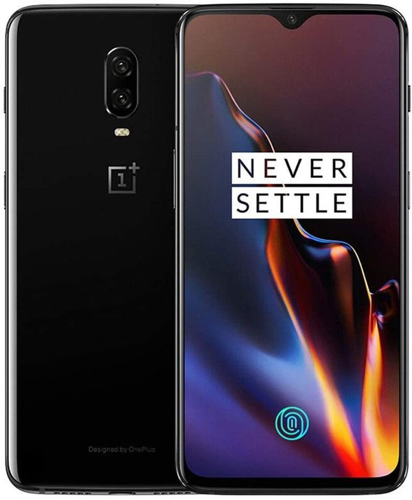 The OnePlus 6T was the first OnePlus phone to be given a spot in a mobile carrier's retail stores. I noticed.