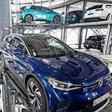 """Volkswagens Zukunftsvision: Das E-Auto als digitaler """"Freund fürs Leben"""""""