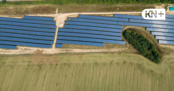 Hohwacht, Stolpe oder Schwartbuck: Solarparks boomen auch im Kreis Plön
