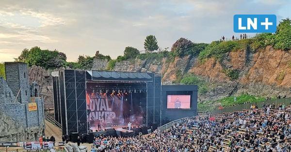 Bad Segeberg: Ab Juli Konzerte auf dem Kalkberg