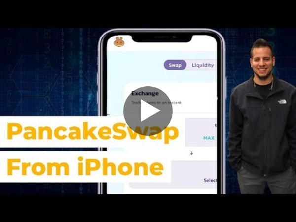 How To Use PancakeSwap On Mobile Phone (MetaMask iPhone App Guide)