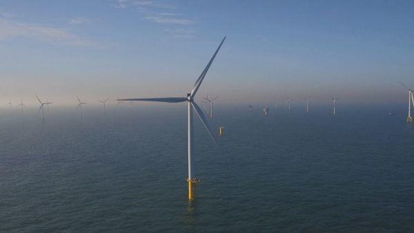 Les citoyens peuvent investir dans les éoliennes. - Burgers kunnen participeren in windturbines