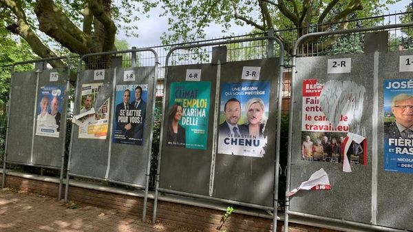 Fort taux d'abstention dans les Hauts-de-France - Stemmers komen moeilijk opdagen