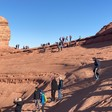 Record visitation and long lines revive push for a reservation system for Arches