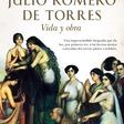 Julio Romero de Torres - La tienda de libros