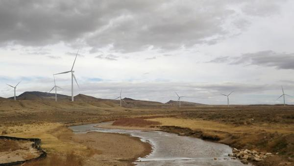 Six new wind farms proposed for Wyoming