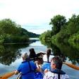 My friends at Boyne Boats in Ireland