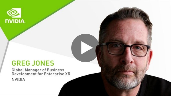 Interview with Greg Jones of NVIDIA on Cloud XR streaming!