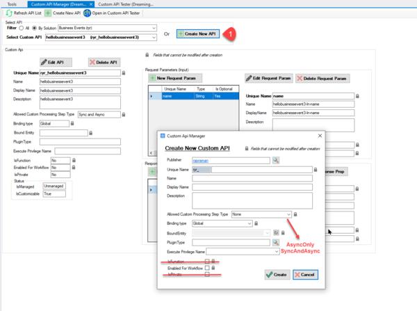 Using Custom API as a trigger for Flow | Dreaming in CRM & Power Platform