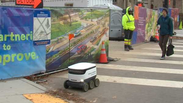 Delivery robot pilot set to start in Bloomfield this month