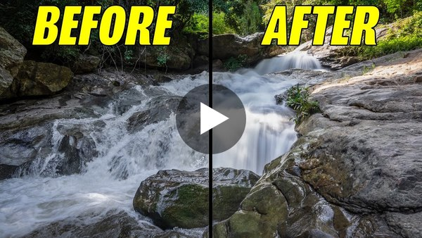all about ND filters in photography