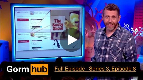 Dave Gorman's Modern Life is Goodish - Series 3, Episode 8   Full Episode