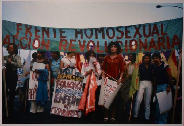 Sin miedo ni vergüenza, crónica de la 1a Marcha del Orgullo