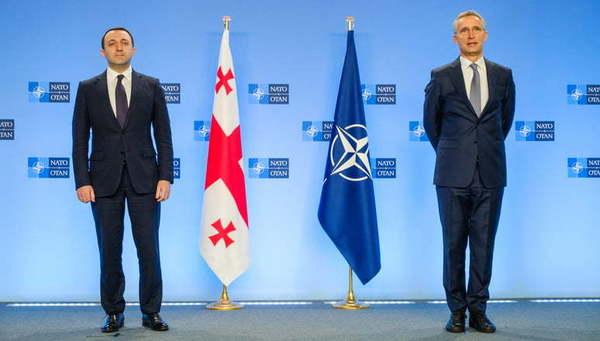 Tribune | Georgia has abandoned efforts to advance on NATO membership – Civil.ge
