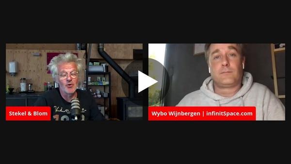 Top Names met Wybo Wijnbergen (infinitSpace)
