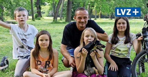 Wie ein alleinerziehender Vater mit vier Kindern durch den Lockdown gekommen ist