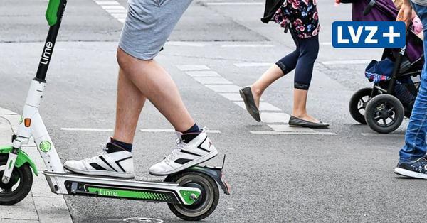 E-Scooter kommen nach Leipzig – das sind die Pläne