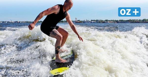 Rostock: 12 coole Sommer-Aktivitäten, die Sie im Stadthafen machen können