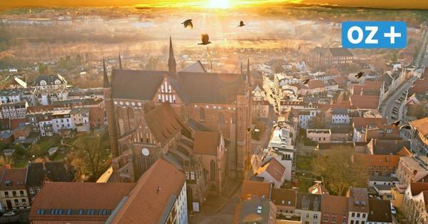 Mittsommer in Wismar: Aussichtsplattform bis abends geöffnet
