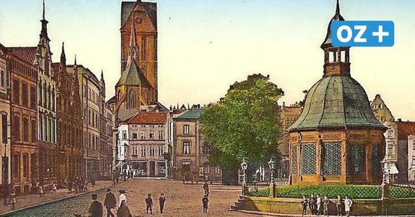 Wismar-Bilder früher und heute: So hat sich die Hansestadt in einem Jahrhundert verändert