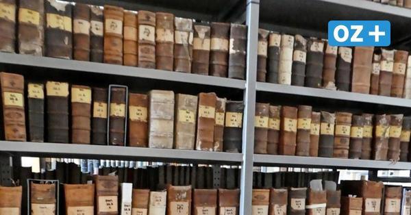 Divitzer schenkte Barther Kirchenbibliothek 25 Inkunabels
