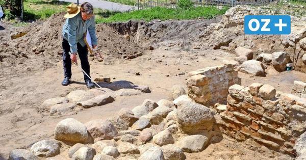 Archäologische Grabungen: Die Rätsel der Barther Stadtmauer
