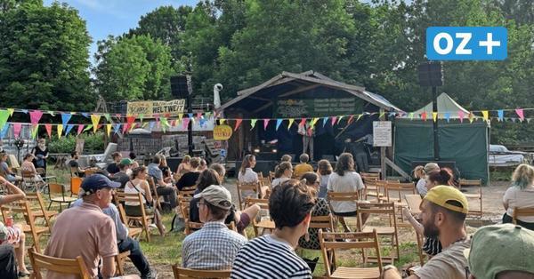 Feiern ohne Alkohol und Tanz: So lief die Fête de la musique in Greifswald