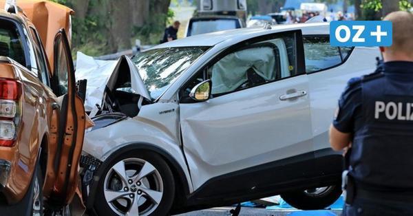 Tödlicher Unfall auf Usedom: Retter gaben alles – und hatten mit Gaffern zu kämpfen