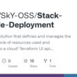 D10S0VSkY-OSS/Stack-Lifecycle-Deployment: Terraform UI, API REST