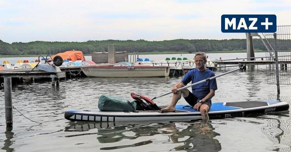 Motzener See: Die Gefahr unter Wasser