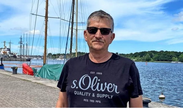 Lutz Debriel (60) (Foto: Franziska Weiß)