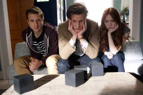 Watching Doctor Who can be embarrassing, and here's why