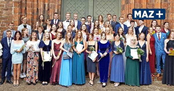 Das sind die Abiturienten des Jahres 2021 in Brandenburg an der Havel