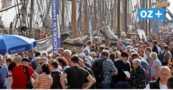 Regeln, Attraktionen, Tests: Das müssen Sie zur Hanse Sail 2021 in Rostock wissen
