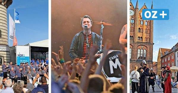 Corona-Lockerungen in MV: Diese Feste und Konzerte finden diesen Sommer doch noch statt