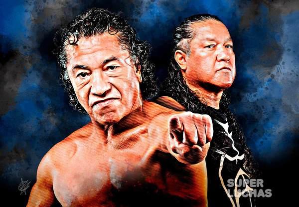 Negro Casas y Felino, a la caza de dos campeonatos en el CMLL
