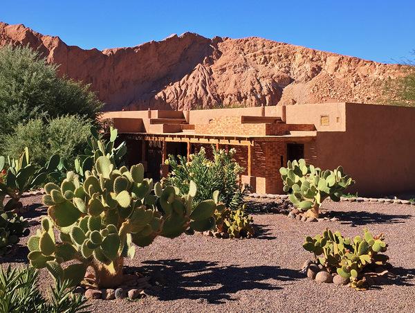Nayara Alto Atacama as I saw it when I visited